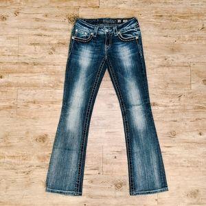 Make OFFER   MISS ME Jeans Size 26